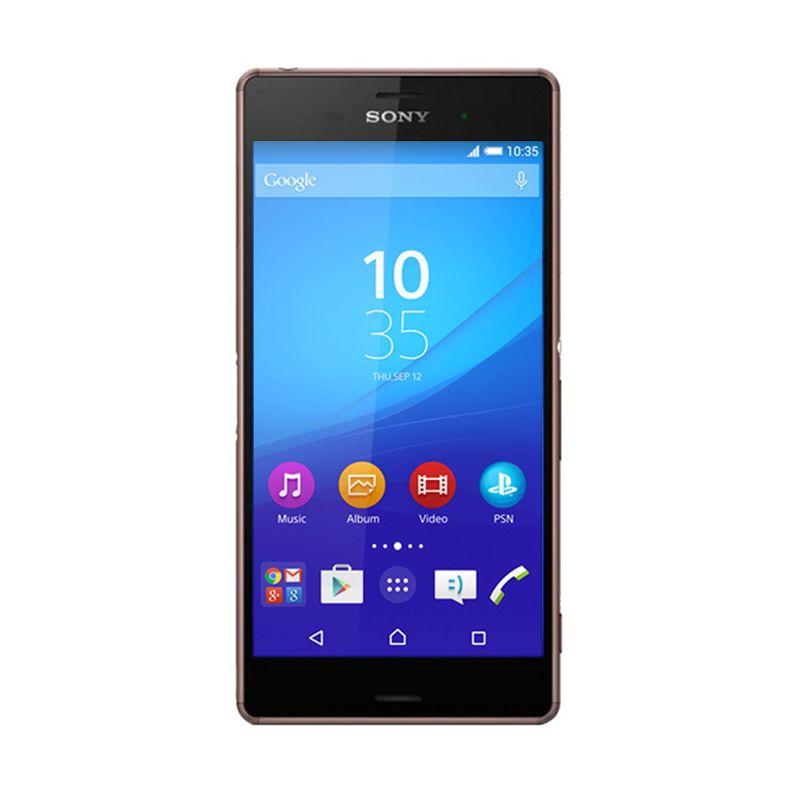 Sony Xperia Z3 Plus Copper Smartphone [32 GB]