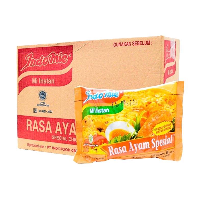 Indomie Ayam Spesial Mie Instan [68 g/40 pcs]