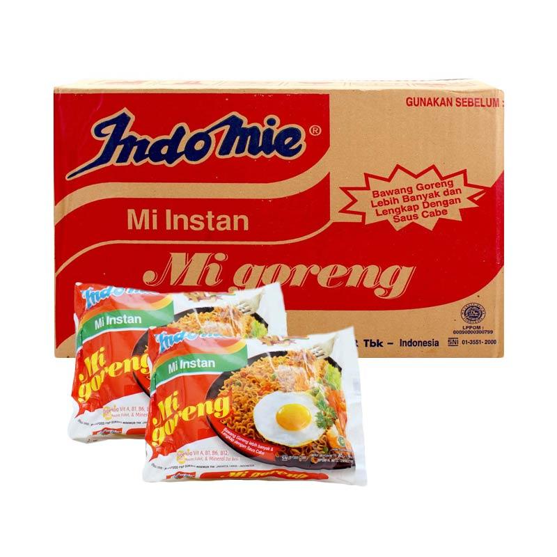 harga Indomie Goreng Mie Instan [1 dus/40 pcs] Blibli.com