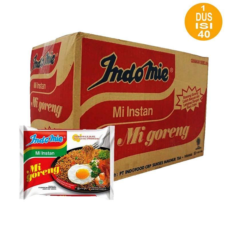 Indomie Goreng Special Mie Instan [ 85 gram / 40 pcs ]