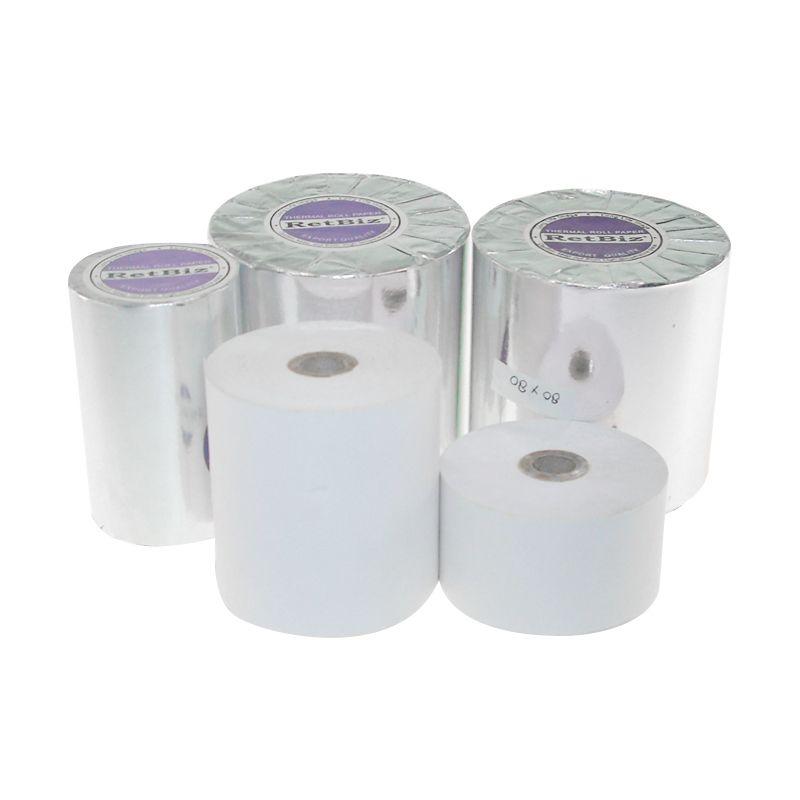 RetBiz Thermal Paper [79 x 50 mm/100 Roll]
