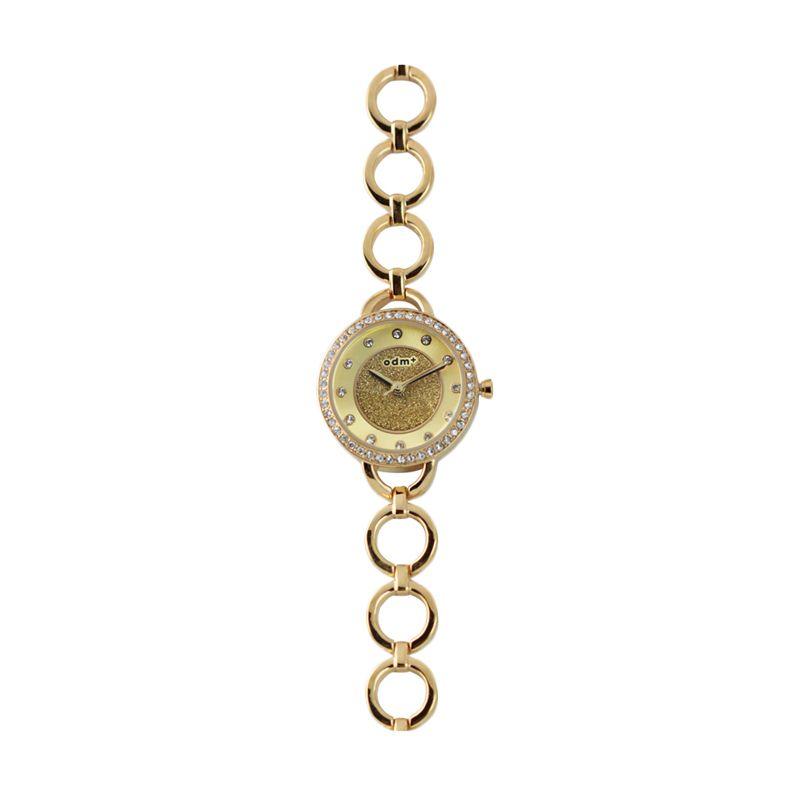 Odm DM047-02 Gold Jam Tangan Wanita