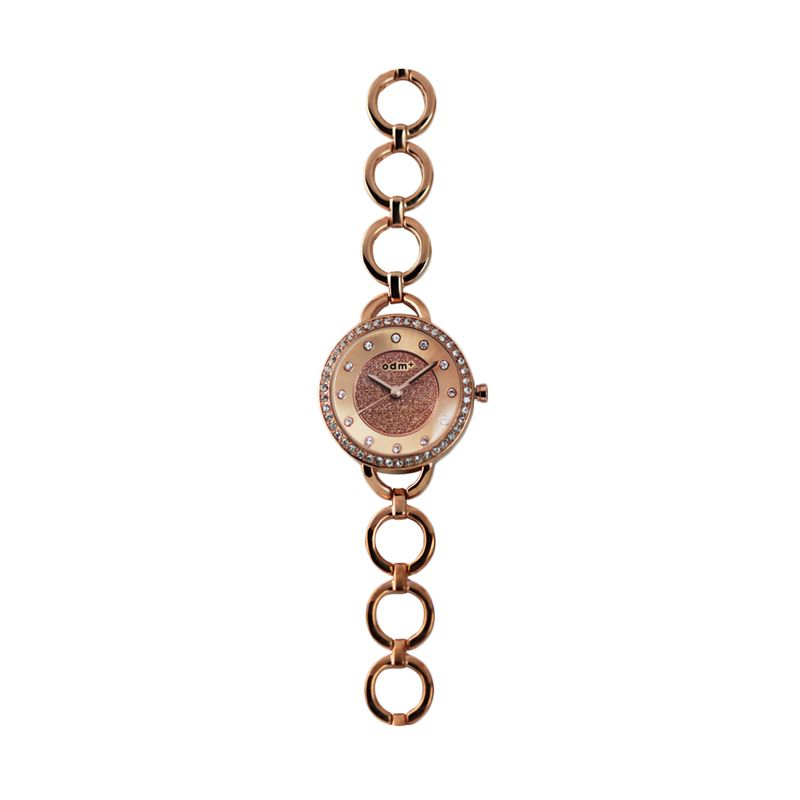 Odm DM047-03 Rose Gold Jam Tangan Wanita