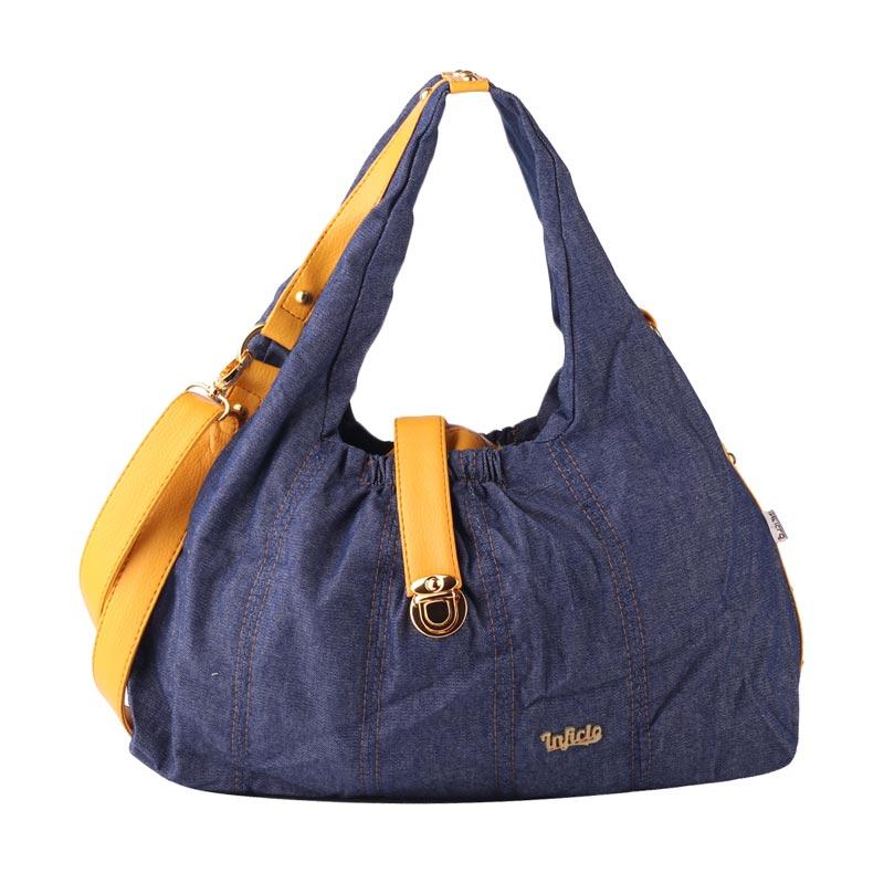 harga Inficlo Jeans Strap SAP 175 Tas Pria - Yellow Blibli.com