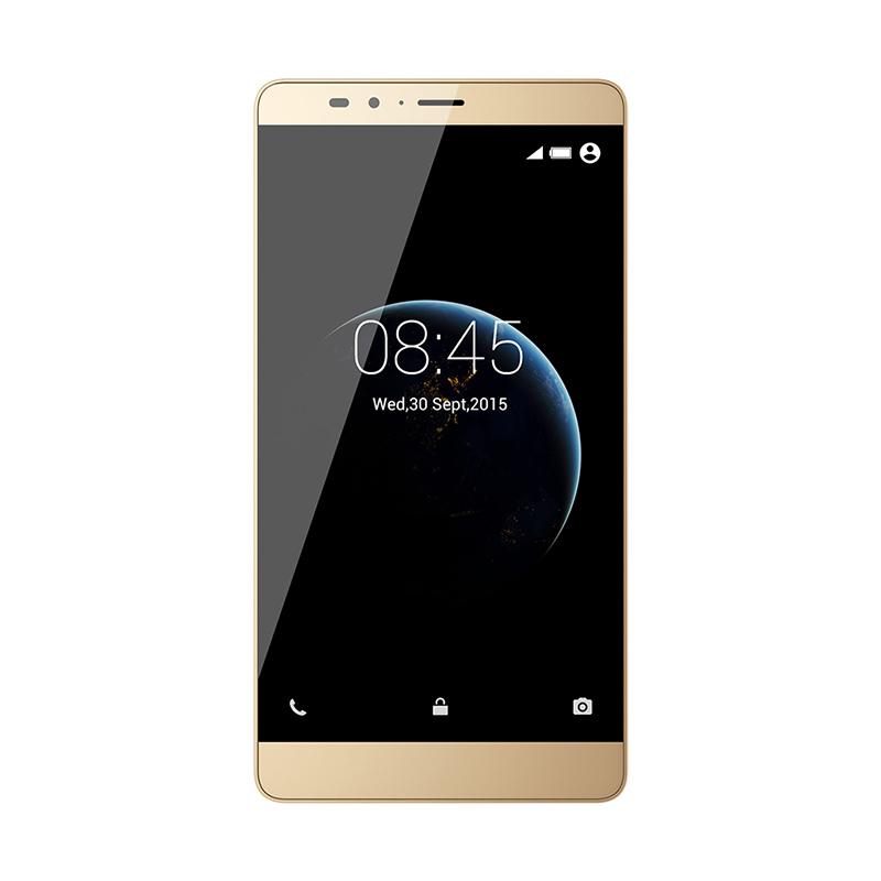Infinix Note 2 X600 Smartphone - Gold [16GB/ 2GB/ 4G LTE]