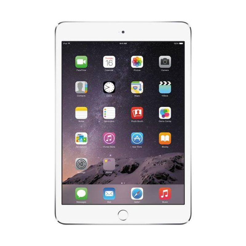 Apple iPad Mini 3 Silver [Wifi + Cell/16 GB]