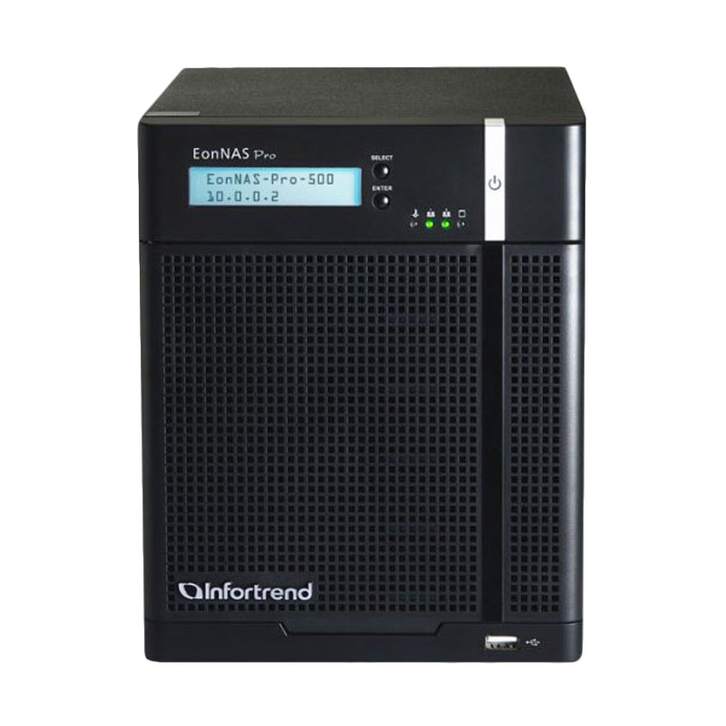 Infortrend EonNAS Pro 500 5 Bay NAS