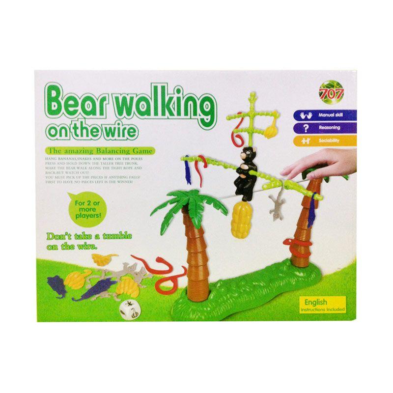 Inini Bear Walking Mainan Anak