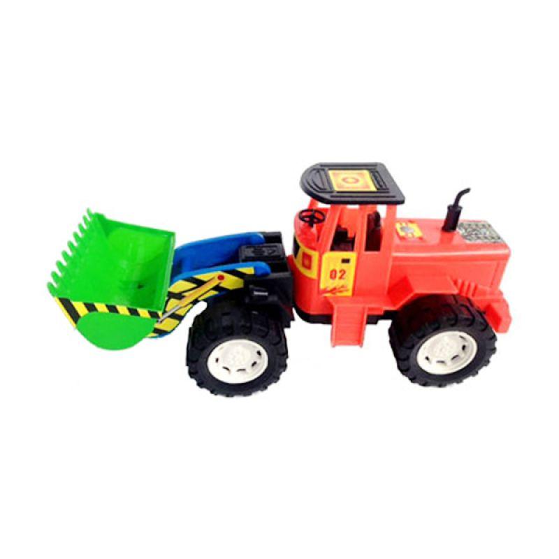 Inini Buldozer Mainan Anak