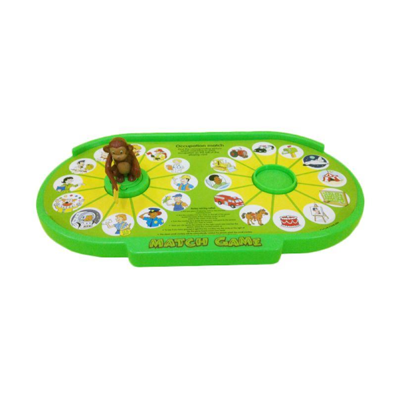 Inini Game Monkey Matching Mainan Anak