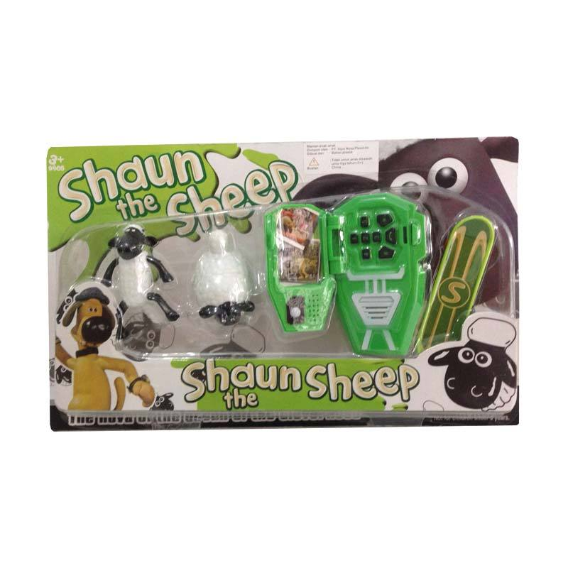 Inini Shaun The Sheep 1 pcs Random (HANYA 1 PCS)