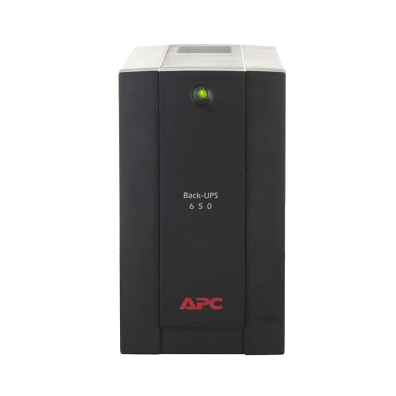 APC Back BX650CIMS Black UPS