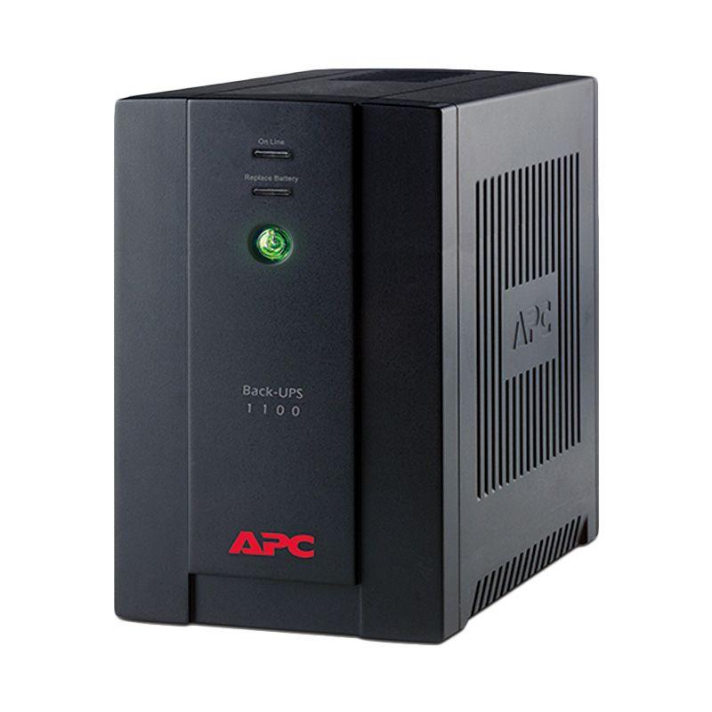 APC BX1100CIMS Black UPS