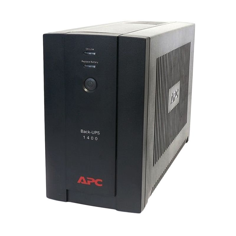 APC BX1400UMS Black UPS
