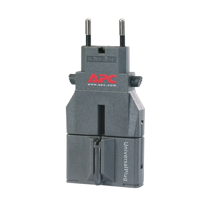 APC Inpa International Plug Adapter Universal Converter