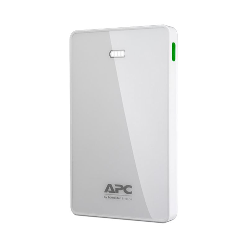 APC Mobile Pack M10WH White Powerbank [10000 mAh]