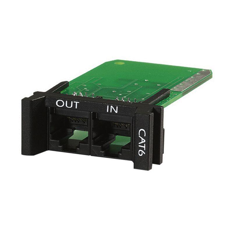 APC Modul LAN Ethernet Protectnet RJ45 PNETR6 Surge Protector