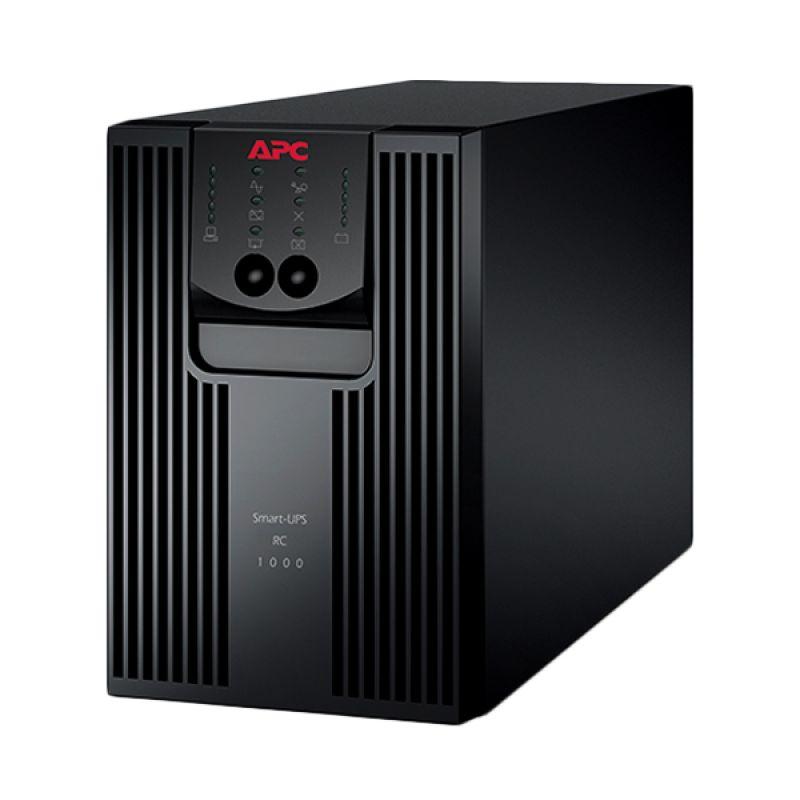 APC Smart Online SRC1000I Black UPS