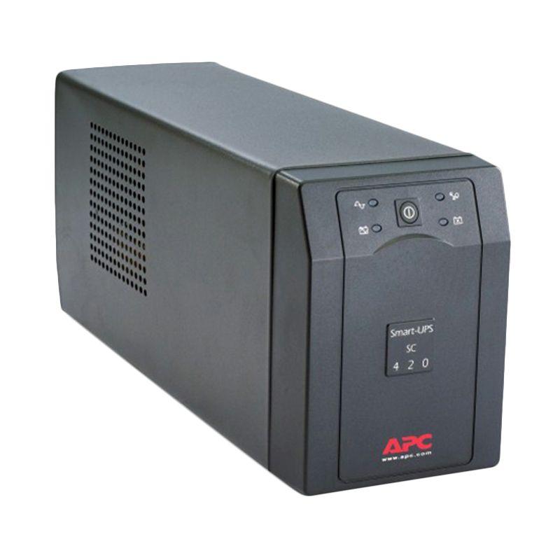 APC Smart SC420I Black UPS
