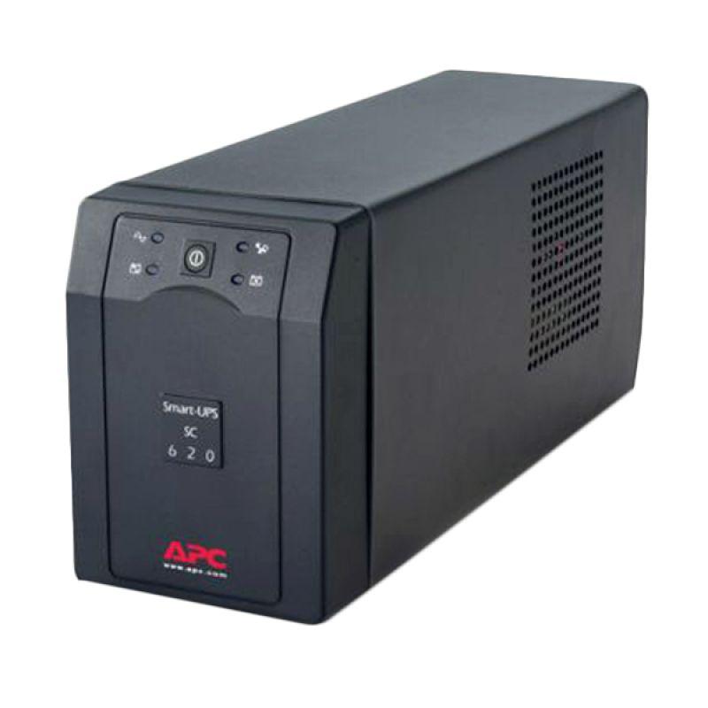 APC Smart SC620I Black UPS