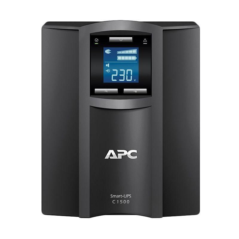 APC Smart SMC1500i Hitam UPS