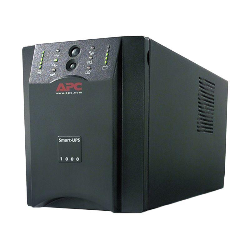 APC Smart SUA1500i Black UPS