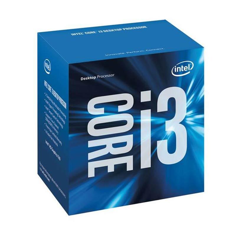 Intel Core i3-6100 Processor [3.7 Ghz/ Cache 3 MB/ Core/ Threads 2/4]