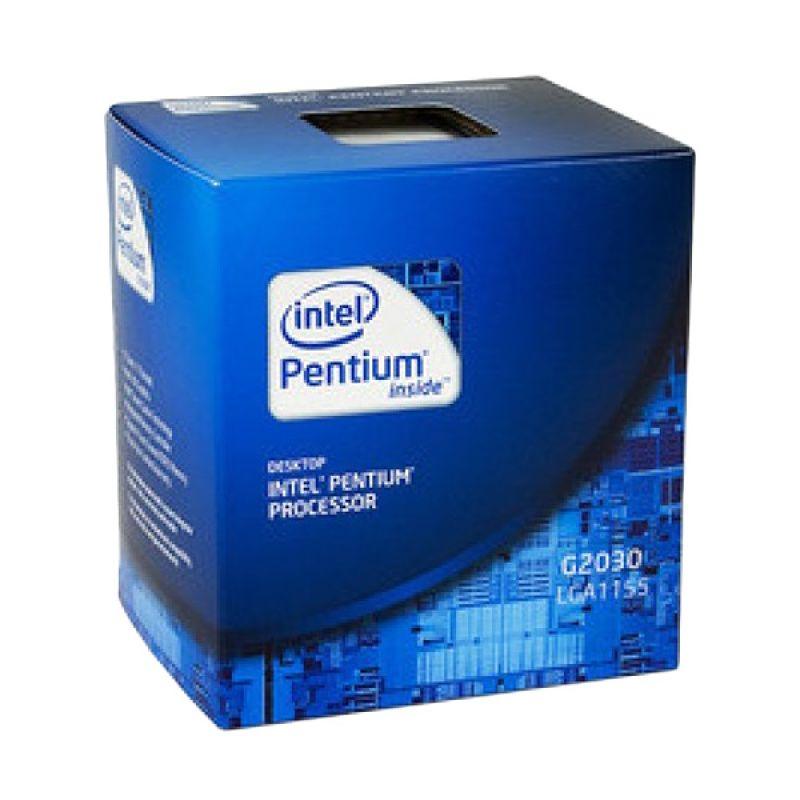 Intel Pentium G2030 3.0 Ghz Ivy Bridge Cache 3 MB Socket LGA 1155 [Box]