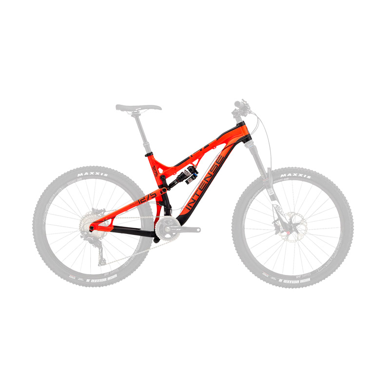 Intense Tracer 275A MD CCIL 2016 813886021942 Frame Sepeda - Red