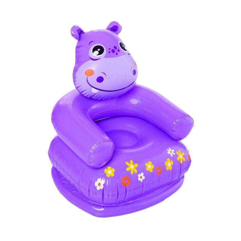Intex Happy Animal Assortment 68556NP B Purple Kursi Angin