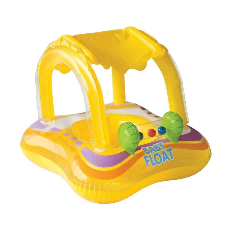 Intex Kiddie Float 56581NP Yellow Pelampung
