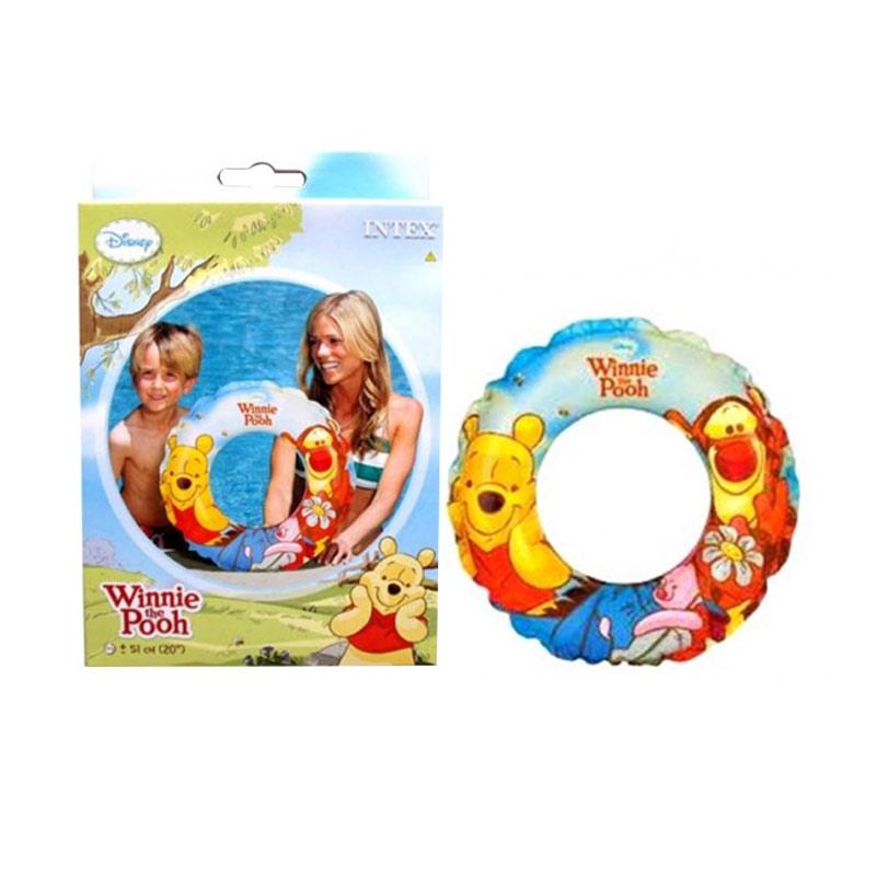 jual intex  ban renang anak winnie the pooh swim ring