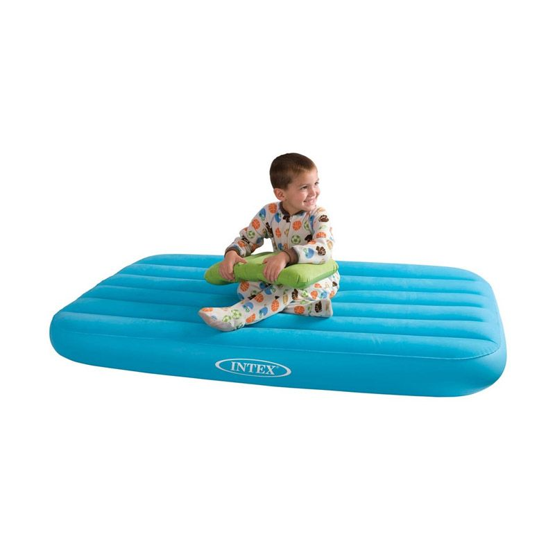 Intex - Cozy Kidz Airbeds - Blue
