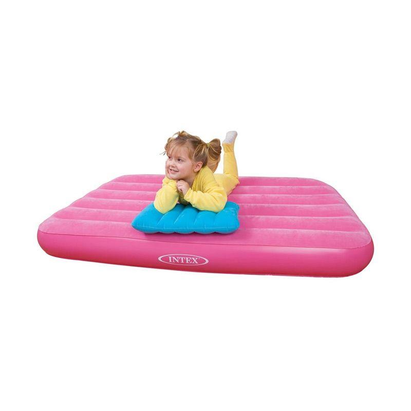 Intex - Cozy Kidz Airbeds - Pink