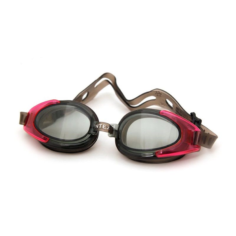 Intex - Water Pro Goggles - Red