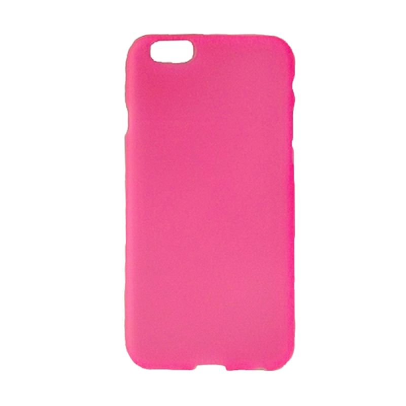 Capdase Soft Jacket Xpose Pink Casing for Apple Iphone 6