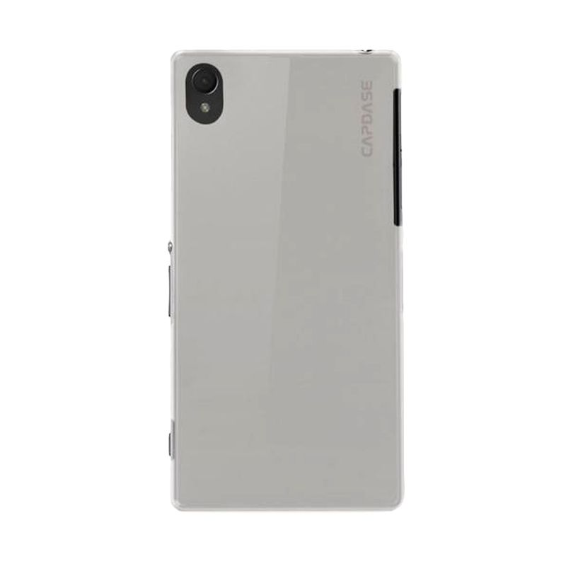 Capdase Soft Jacket Xpose White Casing for Sony Xperia Z2