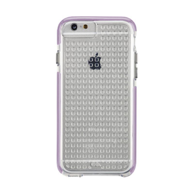 Casemate Tough Air Ungu Clear Casing for iPhone 6
