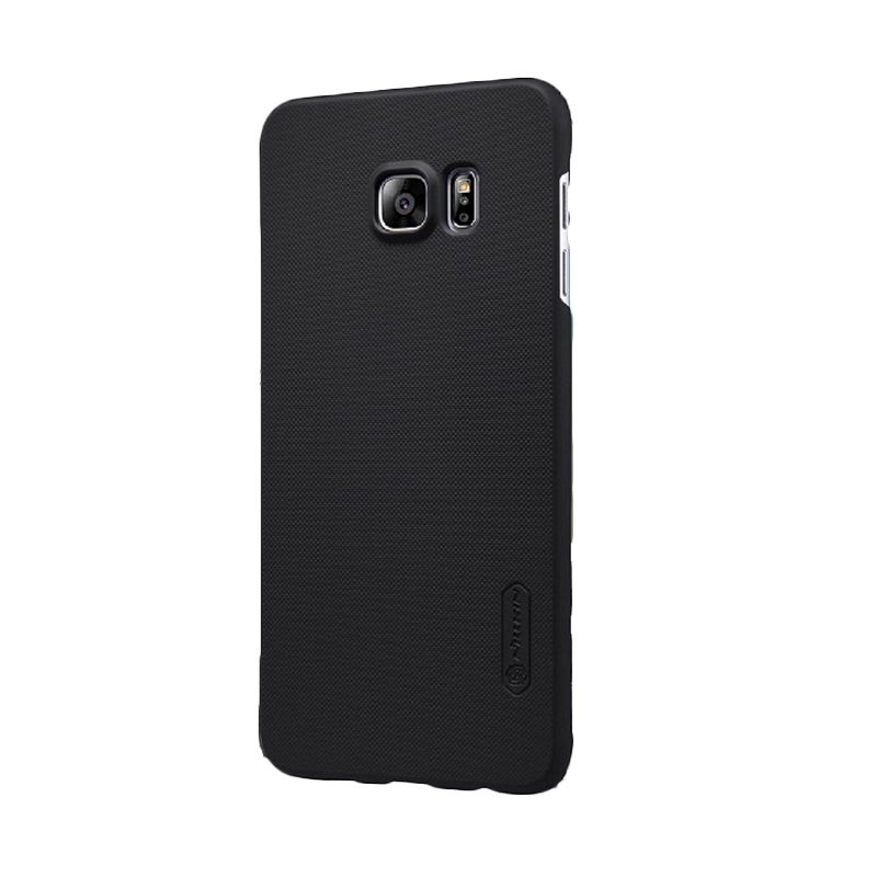 Nillkin Frosted Black Casing for Samsung Galaxy S6 Edge Plus