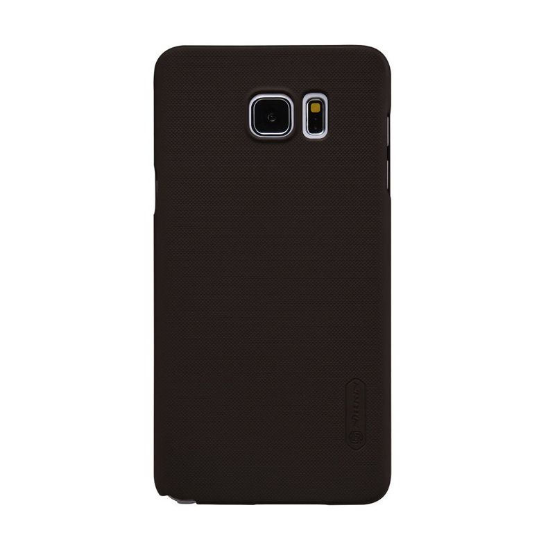 Nillkin Frosted Brown Casing for Samsung Galaxy Note 5