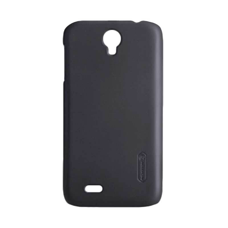 Nillkin Frosted Shield Black Casing for Lenovo A850