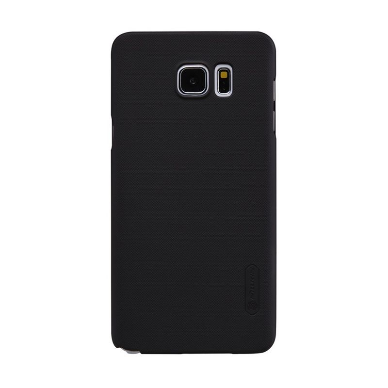 Nillkin Frosted Shield Black Casing for Samsung Galaxy Note 5