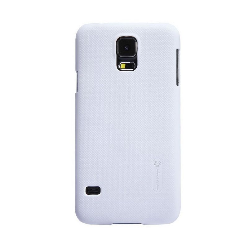 Nillkin Frosted Shield White Casing for Samsung Galaxy S5