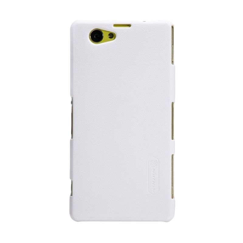 Nillkin Frosted Shield White Casing for Sony Xperia Z1 Compact