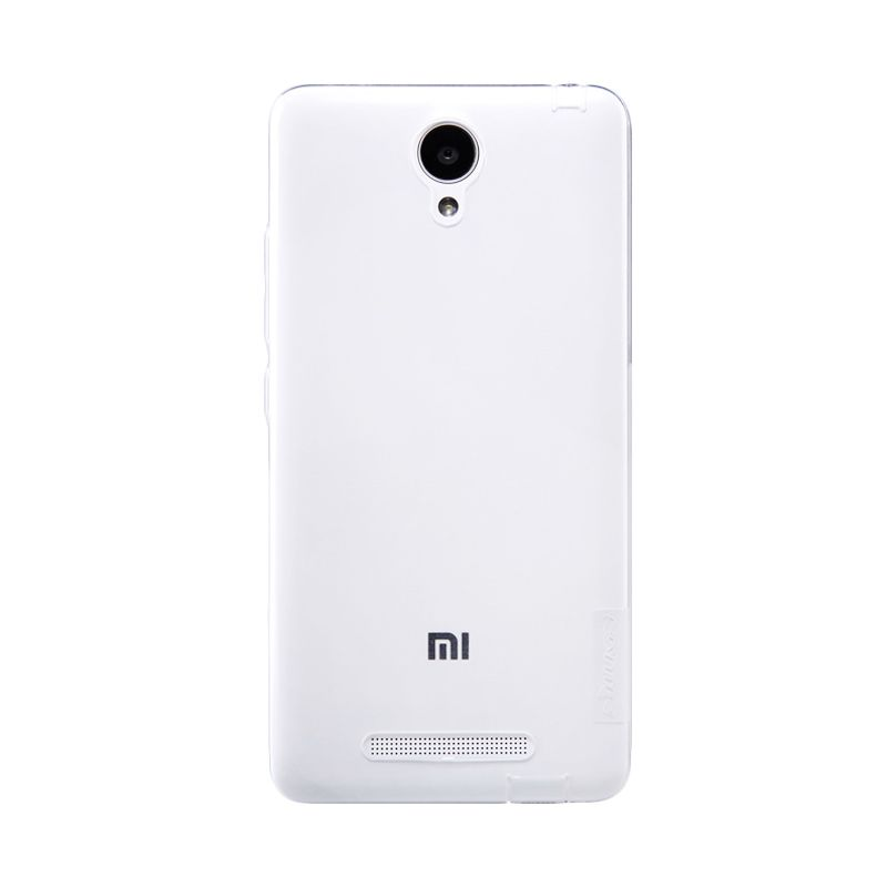 Nillkin Nature TPU Clear Casing for Xiaomi Redmi Note 2 [0.6 mm]