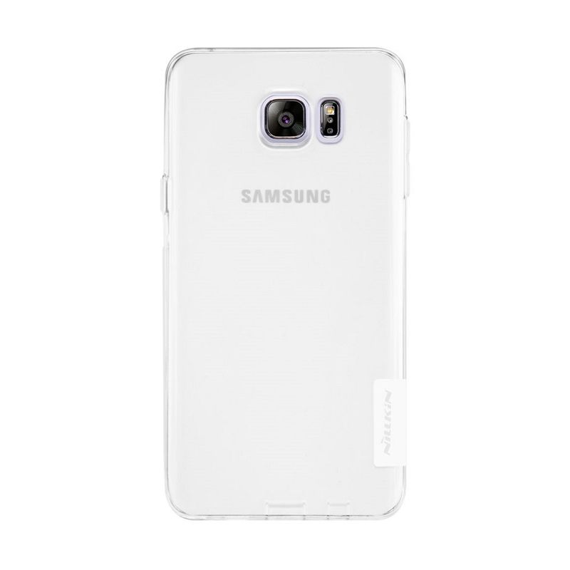 Nillkin Nature TPU Case Clear Casing for Samsung Galaxy Note 5 [0.6 mm]