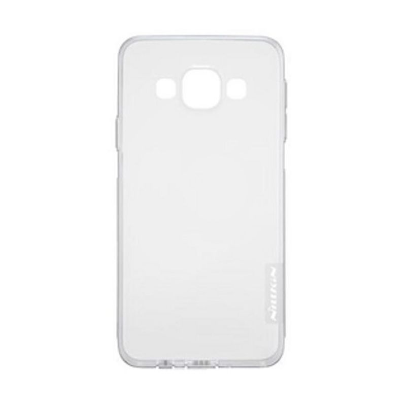 Nillkin Nature TPU Case Grey Casing for Samsung Galaxy A3 A300 [0.66 mm]