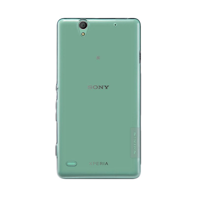 Nillkin Nature TPU Grey Casing for Sony Xperia C4 [0.6 mm]