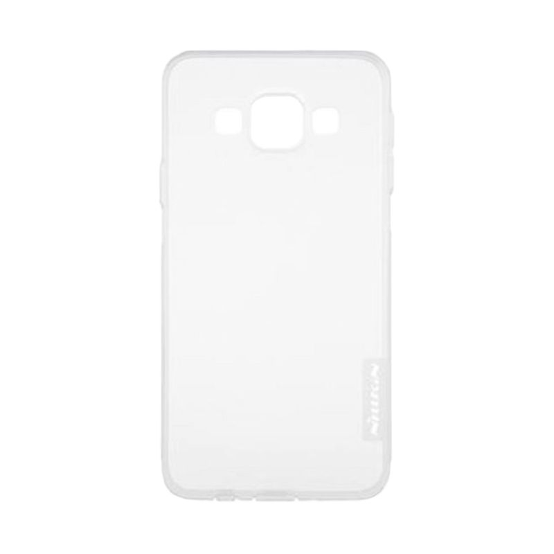 Nillkin Nature TPU Case White Casing for Samsung Galaxy A3 A300 [0.66 mm]