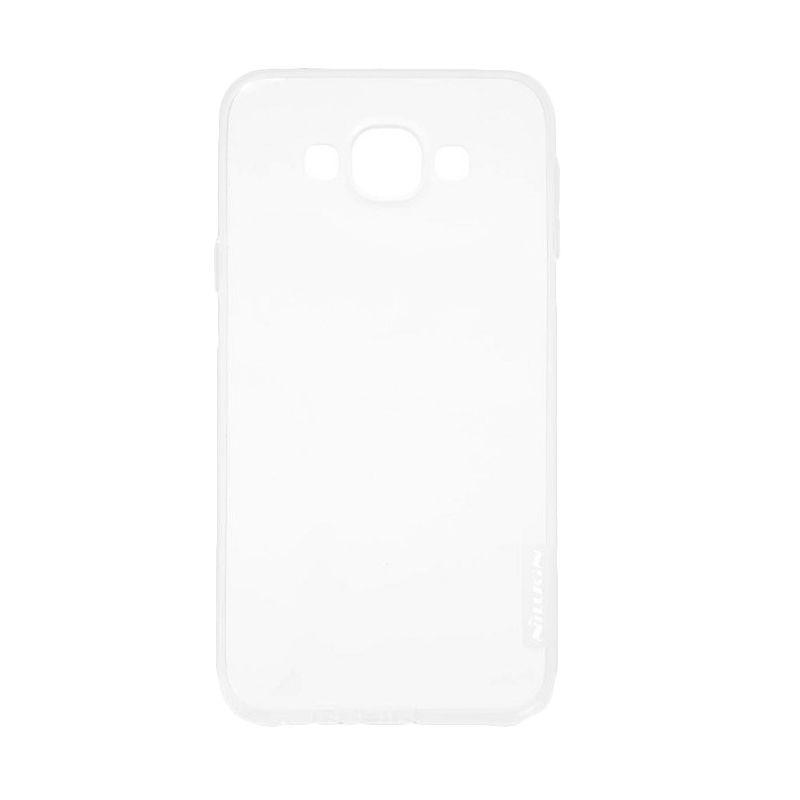 Nillkin Nature TPU Case White Casing for Samsung Galaxy E7 E700